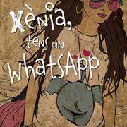 Club juvenil de lectura. X�nia, tens un whatsapp, de Gemma Pasqual