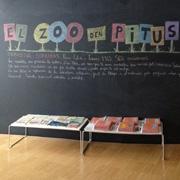 Espai primera lectura. El m�n del zoo den Pitus