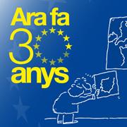 Inauguraci� de l'exposici� i taula rodona: Els 30 anys de les comarques gironines a la Uni� Europea, passat i futur