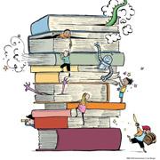 Club infantil de lectura. La senyora dels llibres, de Heather Henson