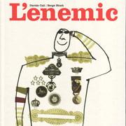Club de lectura infantil: L'enemic, de Davide Cali