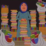 Club infantil de lectura: La bibliotec�ria de B�ssora: una hist�ria real de l'Iraq