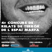 4t Concurs de Relats de Terror de l'Espai Marf�